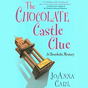 The Chocolate Castle Clue Audiobook