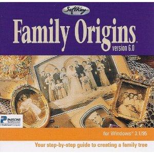 Family Origins Ver. 6.0