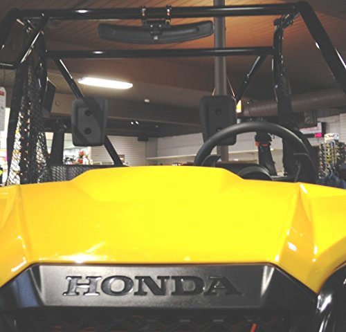 165-Extra-Wide-Panoramic-Rear-View-Mirror-Fits-Honda-Pioneer-1000-Model-UTVs
