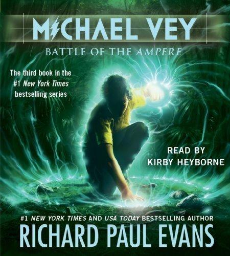 Michael Vey 3 by Evans, Richard Paul (2013) Audio CD (Michael Vey Book 3 compare prices)
