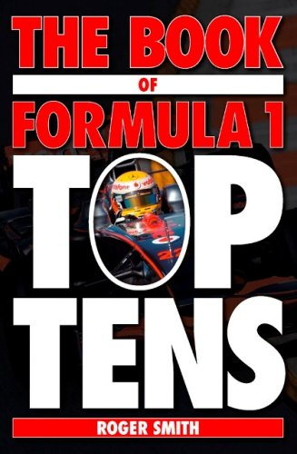 Book Of Formula 1 Top Tens: A Collection Of F1 Trivia