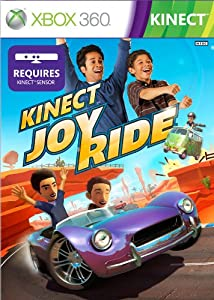Kinect Joy Ride - Xbox 360 - Standard Edition