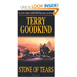 Stone of Tears (The Sword of Truth #2) by