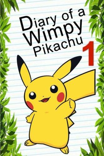 Pokemon-Go-Diary-Of-A-Wimpy-Pikachu-1-Pokemon-Books-Volume-2