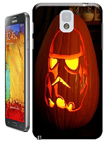 Samsung Accessories Helloween Design Special Terrible Picture Pumpkin Cell Phone Cases For Samsung Galaxy Note 3 No.20