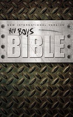 NIV, Boys Bible, Hardcover