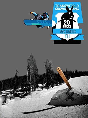 Transworld Snowboarding 20 Tricks, Vol. 4