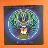 JOURNEY Captured KC2 37016 Materdisk BK Dbl LP Vinyl VG++ GF Sleev Insert Poster