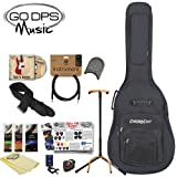 51Mwr koe4L. SL160  GO DPS AEG VPK2 Acoustic/Electric Accessory Pack with Gig Bag, Stand, Strap, DVD, GuitarRest, Polish, Pick Holder, Tuner, Cable, Cloth, Picks
