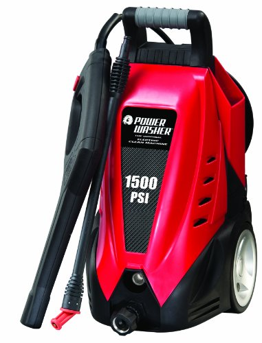 Power Washer 12Poe-150 1500 Psi 1.3 Gpm Electric Pressure Washer