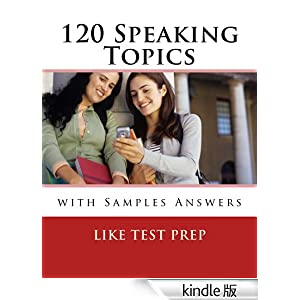 english speaking topics with answers pdf