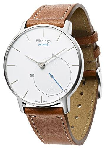 Withings Activité - Swiss Made Aktivitäts- und Schlaftracker - Silber