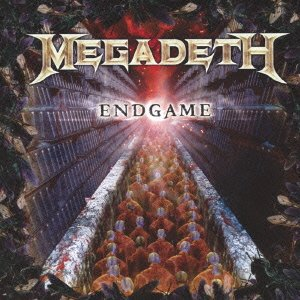 END GAME +bonus by Megadeth
