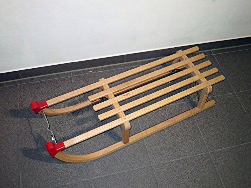 Gloco Davoser Schlitten Rodel 100 cm