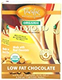 Pacific Natural Foods Organic Almond Non-Dairy Beverage, Low Fat Chocolate, 8-Ounce Pouches (Pack of 24)