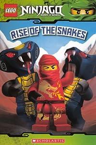 LEGO NINJAGO 16 Readers Masters of Spinjitzu,Ninjas Path,Rise Snakes,Way Ninja+