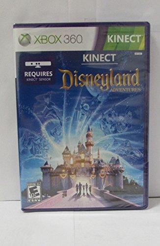 Kinect Disneyland Adventures - Xbox 360 front-632743