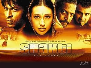 Shakti (Shahrukh Khan Hindi Film / Bollywood Movie / Indian Cinema / DVD)