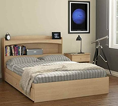 3-Pc Eco-Friendly Kid's Full Bedroom Set