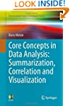 Core Concepts in Data Analysis: Summa...