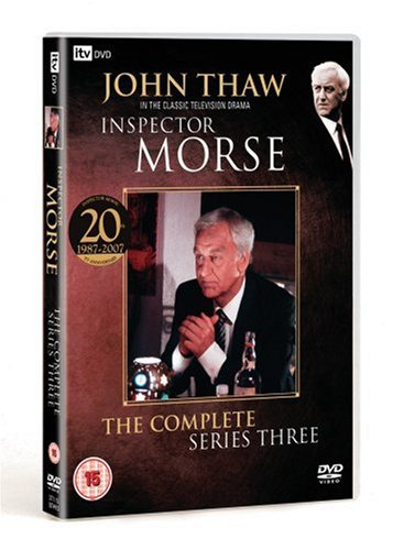 Inspector Morse - Series 3 [DVD]