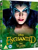 Enchanted [Blu-ray] Disney Villains O-Ring Slipcover Edition UK Import (Region B)