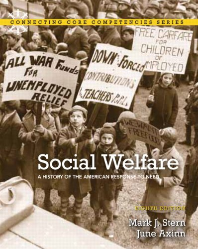 Social Welfare: A History of the American Response to...