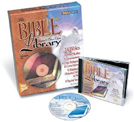 The Bible Library Cd-Rom Version 4.0 - Deluxe Edition