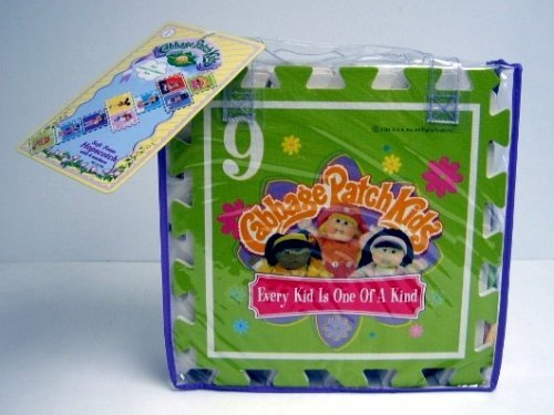 Cabbage Patch Kids Foam Hopscotch Set