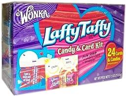 Laffy Taffy Valentine Candy Card Kit