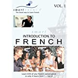SmartFrench Introduction to French Vol.1 (Audio CDs)by Christian Aubert