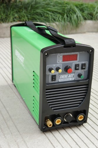 Sale!! 2014 Everlast Powertig 185 Micro Ac Dc Tig Stick Welder 110/220 Dual Voltage Inverter with PE...