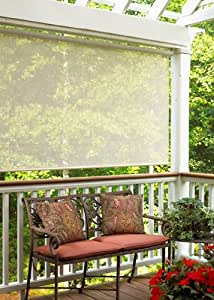 Radiance 0370886 Sahara Exterior Solar Shade 96 Inch Wide By 72 Inch High Window