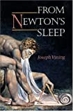 img - for From Newton's Sleep 1st edition by Vining, Joseph (1994) Hardcover book / textbook / text book