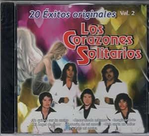 """LOS CORAZONES SOLITARIOS - LOS CORAZONES SOLITARIOS """"20 EXITOS"""