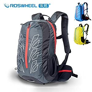 Amazon.com : ROSWHEEL 15L Outdoor Sport Backpack Professional Cycling