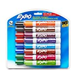 Expo 2 Low-Odor Dry Erase Markers,  C...