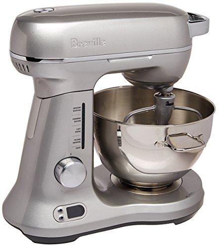 Breville BEM825BAL Stand Mixer, Silver
