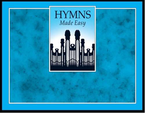 1976 Easy Hymn PRELUDES FOR PIANO /& Organ*Songbook*LDS