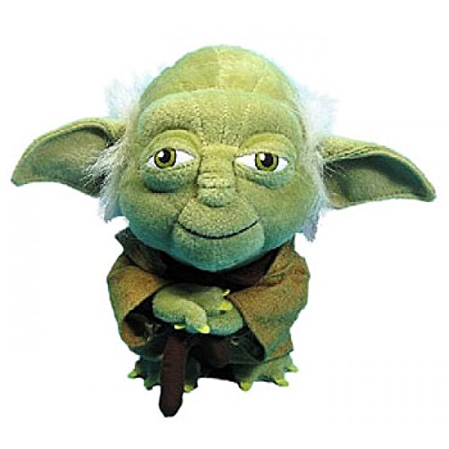 "Star Wars Yoda 4"" Mini Plush - 1"
