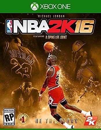 NBA 2K16 Michael Jordan Special Edition - Xbox One
