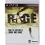 Rage - Playstation 3 ~ Bethesda