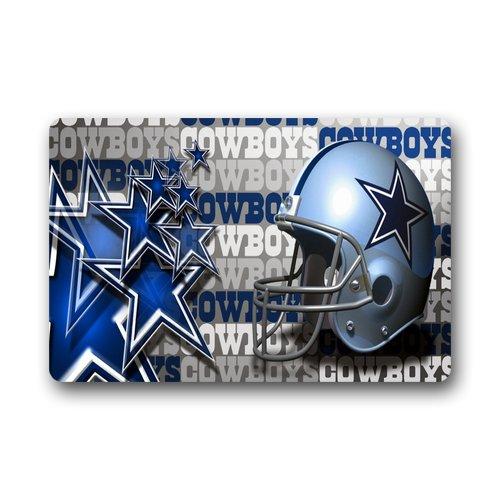 Creative Dallas-Cowboys Design Doormat front-967703