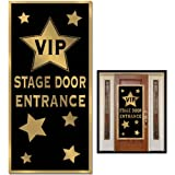 VIP Stage Door Entrance Door Cover Party Accessory (1 count) (1/Pkg)