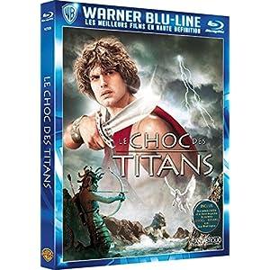 Le choc des Titans (version de 1981) [Blu-ray]