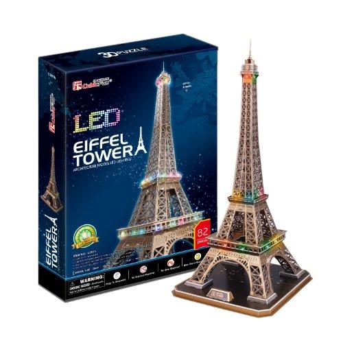 3D-Puzzle-Eiffelturm-Eiffel-Tower-Paris-LED-Light-Cubic-Fun
