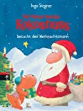 Book - Der kleine Drache Kokosnuss besucht den Weihnachtsmann: Band 7