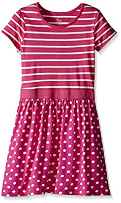 The Children's Place Big Girls' Knit Dress