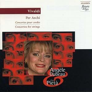 Vivaldi: Per Archi, Concertos for Strings