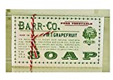 Barr-Co Fir and Grapefruit Moisturizing Bar Soap 6 oz.